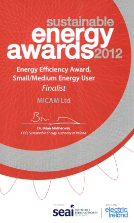 MICAM Energy Award 2012 CROPPED