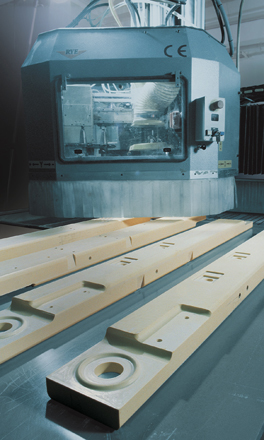MICAM Machined Components
